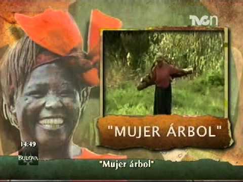 """Mujerárbol"" - Wangari Maathai"