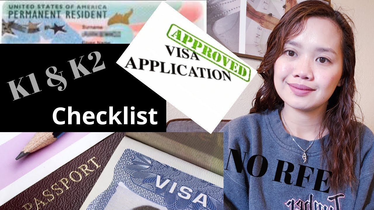 K1/K2 Visa TIPS | How To Get Approved | CHECKLIST/REQUIREMENTS| RapidVisa