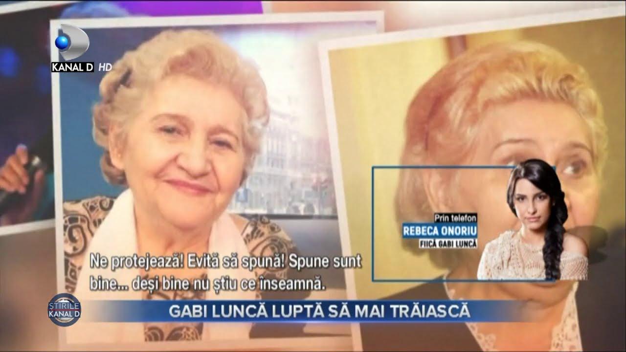 Stirile Kanal D (17.03.2021) - Gabi Lunca lupta sa mai traiasca! | Editie de seara
