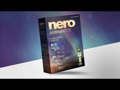 Nero Platinum 2018 -  O ícone Multimédia