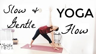 Video Gentle Yoga - 45 Minute Slow and Gentle Yoga Flow - Full Body Gentle Flow - Beginners Yoga download MP3, 3GP, MP4, WEBM, AVI, FLV Maret 2018