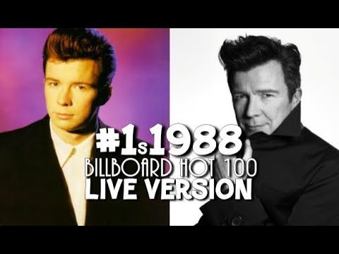 Billboard Hot 100 #1 Songs of 1988... Live Version
