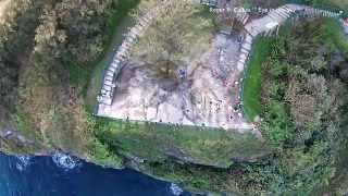 "DJI Phantom 2 Vision Plus - "" Bird Island ""  Northern Mariana Islands , U.S.A."