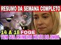 Malhação Toda Forma De Amar DE 14 A 18 DE OUTUBRO RESUMO DA SEMANA COMPLETO 14/10/19 A 18/10/19