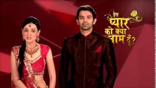 Barun Sobti and Sanaya Irani Arnav and Khushi Iss Pyaar Ko Kya Naam Doon Star Parivaar Live 2012