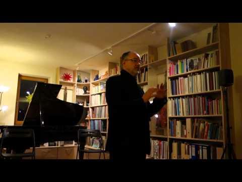 Karlheinz Essl über sein Musikstudium