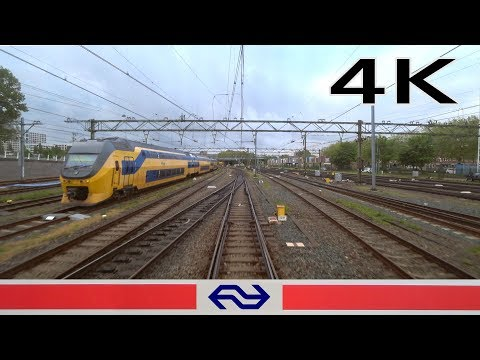 Accident ahead 4K CABVIEW HOLLAND Den Haag - Hoofddorp SLT 28apr 2019