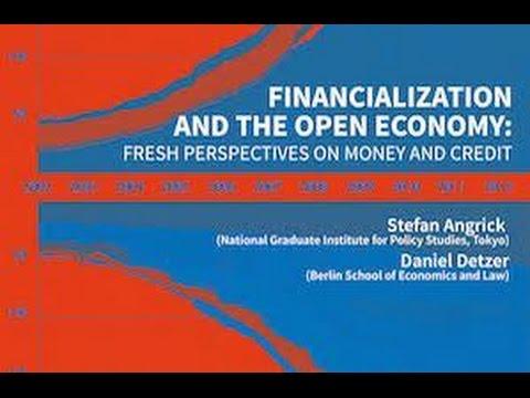 Financialization and the Open Economy-A BCB Economics Lecture