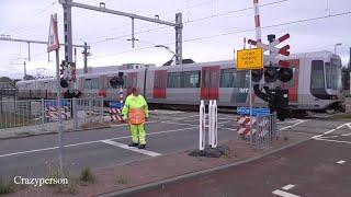 Testrit RET Metro Hoekse Lijn September 2018 Nieuwe Metrolijn Rotterdam Sneltram R-NET Spoorbrug