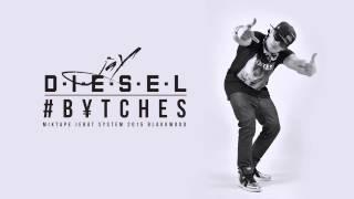Jay Diesel - #B¥TCHES (prod. Saklovsky)