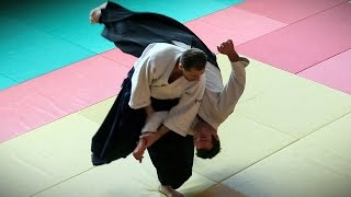 Guillaume Erard - Aikido Seminar in Bayonne (June 2016)