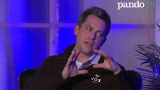 PandoMonthly: Why Jim Bankoff would rather have Marissa Mayer