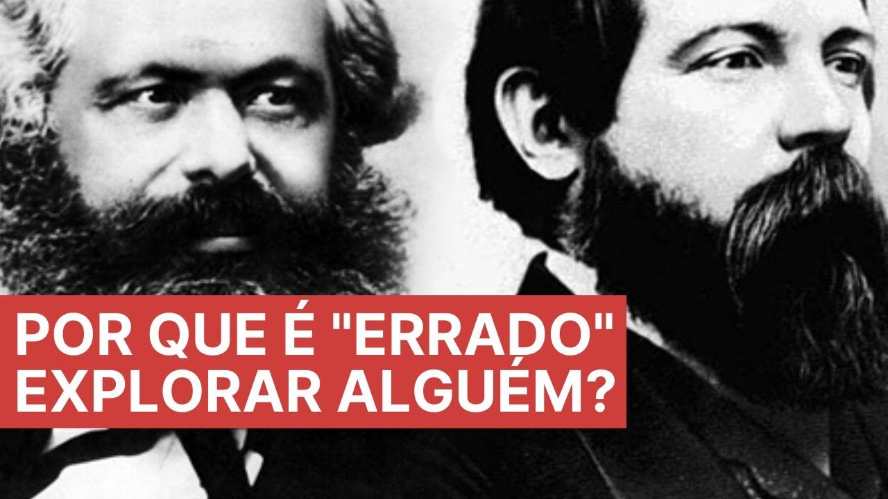 """Por que seria """"errado"""" explorar o trabalhador? A tensão entre normatividade e cientificidade em Marx"""