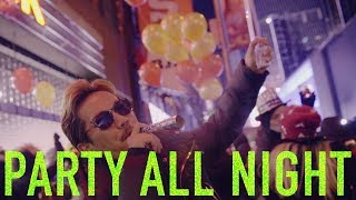 EXILE / PARTY ALL NIGHT ~STAR OF WISH~ (Lyric Video)