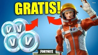 HOW to HAVE SKIN FREE ON FORTNITE!! (V-BUCKS ILLIMITED)
