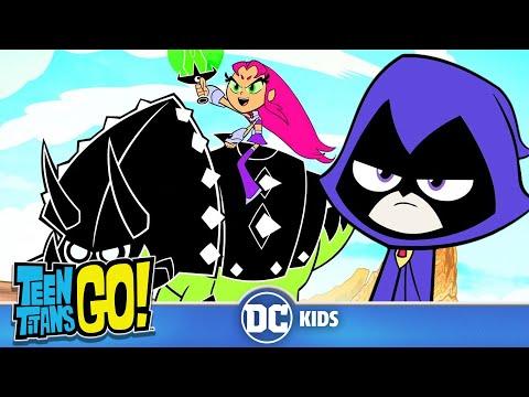 Teen Titans Go!   Who Is The Toughest Titan?