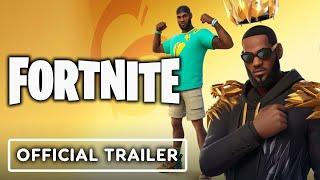 Fortnite - Official LeBron James Trailer