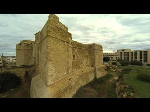 St Thomas tower Marsaskala-Malta
