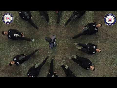 Çanakkale Deniz Polisi Eğitim Merkezi Müdürlüğü 2019 Yılı Kurbağa Adam Eğitim Videosu