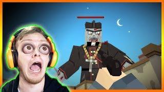 OBŘÍ Zmutovanej ZOMBIE Kněz !?! - The Walking Zombie - Nakashi
