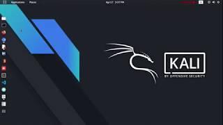 Install Virtualbox in Kali Linux 2020