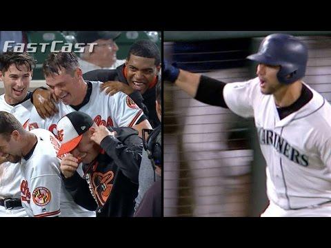 6/7/17 MLB.com FastCast: Orioles, Mariners walk off