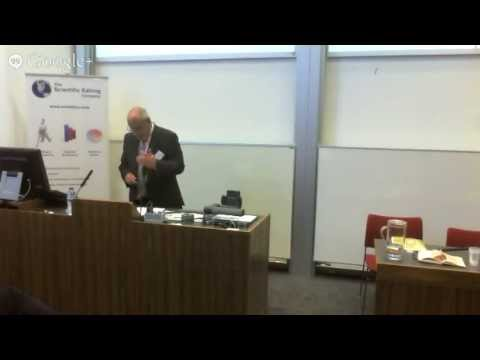 Evolution, Disruption & the Future - Session 3. Edinburgh - 12th June 2013