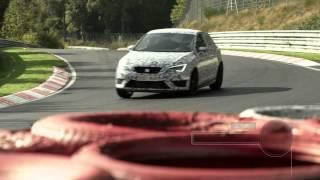 SEAT Leon CUPRA Nürburgring'te rekor kırdı!