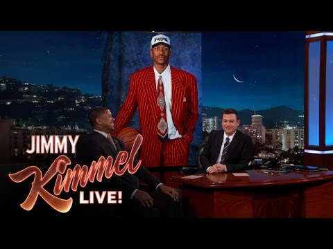 Thumbnail: Jalen Rose's Ridiculous Draft Day Suit