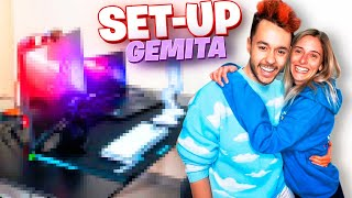 EL SET-UP DE GEMITA - TheGrefg