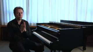 Romanze, op. 28, no. 2, by Robert Schumann