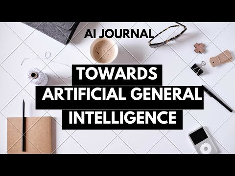 Towards Artificial General Intelligence | Casual modelling