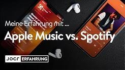 Meine Erfahrung: Apple Music oder Spotify 2020?