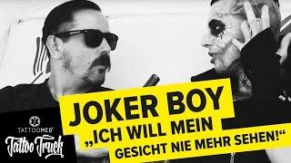 Interview mit: JOKER BOY @ Berlin Tattoo Convention TATTOO TRUCK | TattooMed