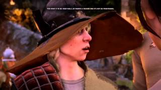 dragon age inquisition gameplay 73 cole the psychiatrist