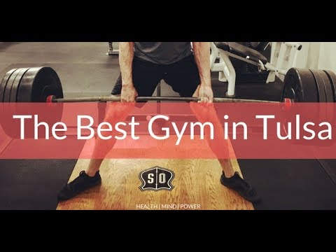 The Best Gym in Tulsa, OK | Ep. 26 of 30 Videos in 30 Days