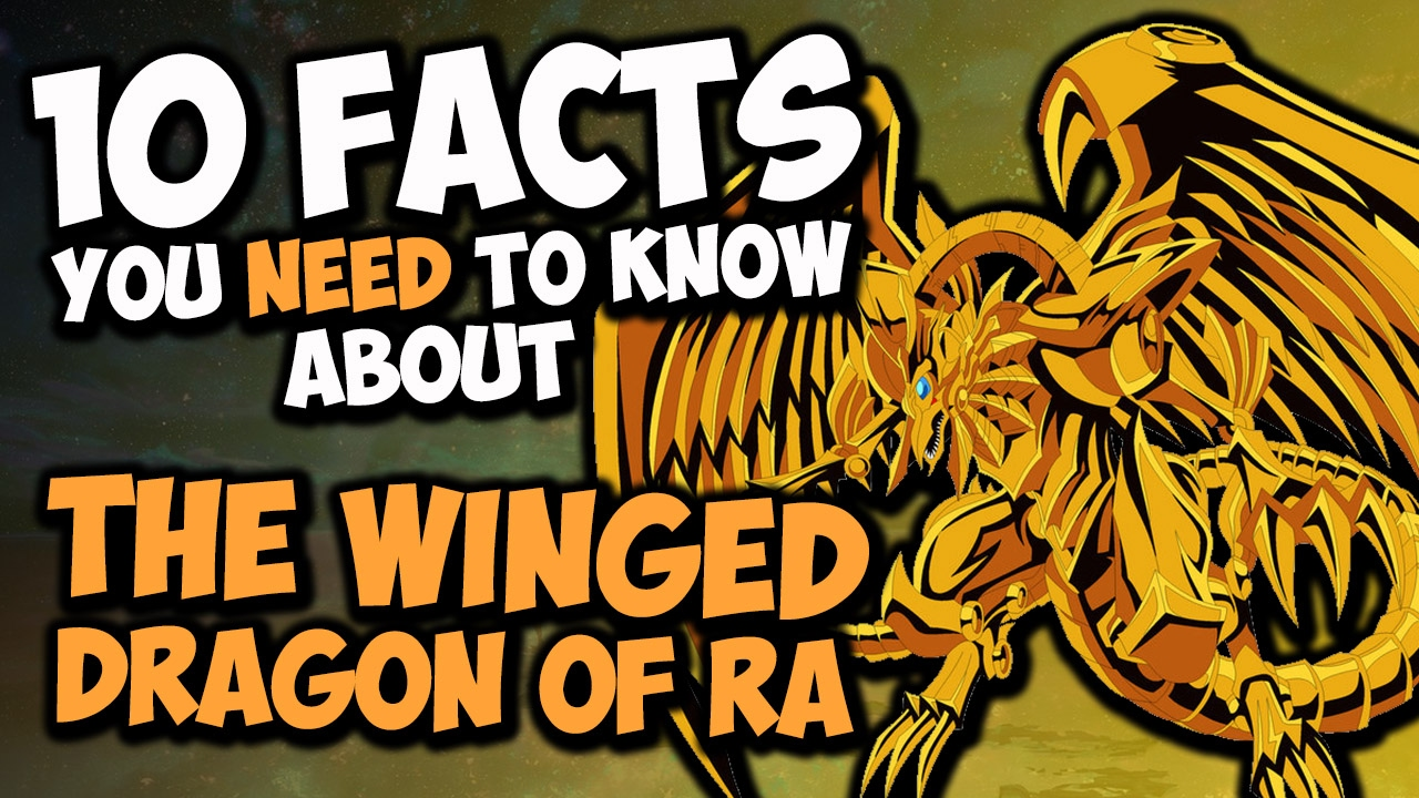 10 facts about the winged dragon of ra you need to know yu gi