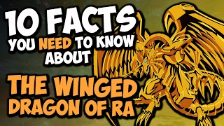 10 Facts About The Winged Dragon Of Ra You Need To Know! - YU-GI-OH! Card Trivia