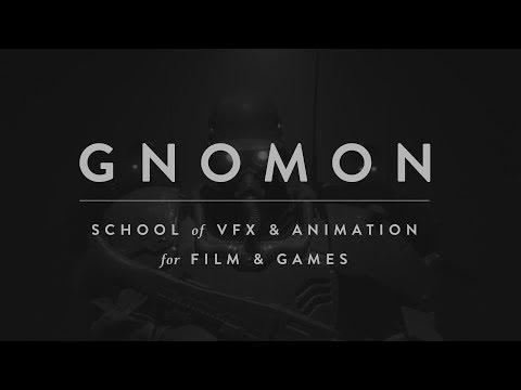 Gnomon School 2018 Student Reel