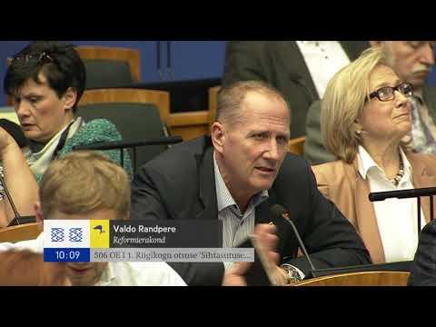 Riigikogu istung, 10. oktoober 2017