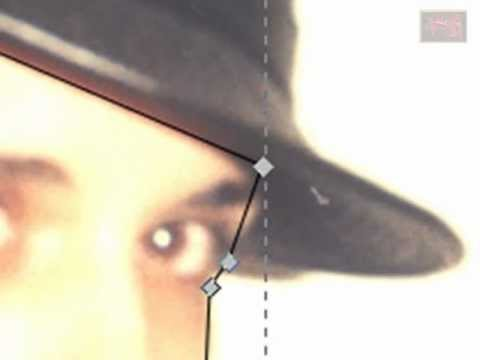 Inkscape Tutorial - How To Vectorize Self-Portrait & Selfies by VscorpianC