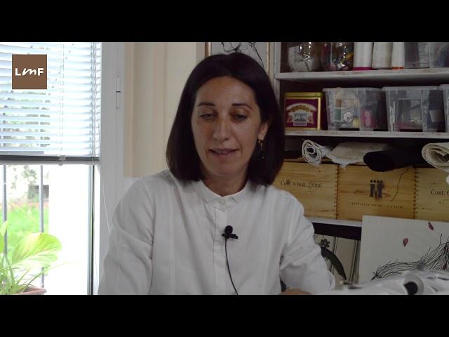 Design Italy incontra - Loredana Giulioli (arte su tessuto)