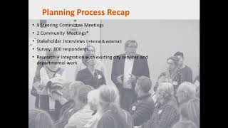 Climate Action Plan - Call to Action Meeting