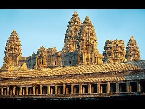 Храм Ангкор-Ват - Дом достойный богов