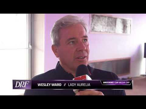 Wesley Ward Media Day