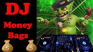 Clash of Clans RAVE: DJ Money Bags