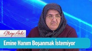 Emine Hanım boşanmak istemiyor! - Müge Anlı ile Tatlı Sert 12 Haziran 2019