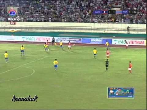 U16 Final '' Thailand Vs Laos ' ไทย Vs ลาว part 2