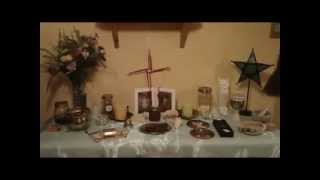 Sacred Spaces - Imbolc Altar Thumbnail