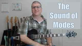 What do the Modes Sound Like?